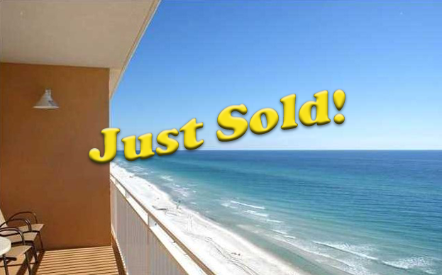 Just Sold - Splash Condo, #801W - Panama City Beach, FL