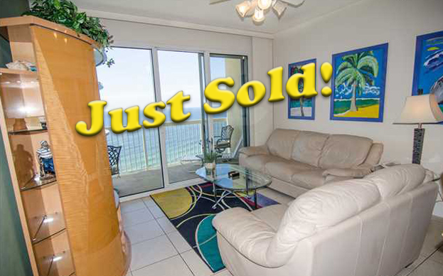 Just Sold – Celadon Beach, #2005 – Panama City Beach, FL