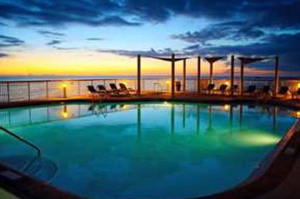 Sunrise Beach Pool Pict