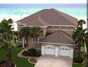 House in PCB